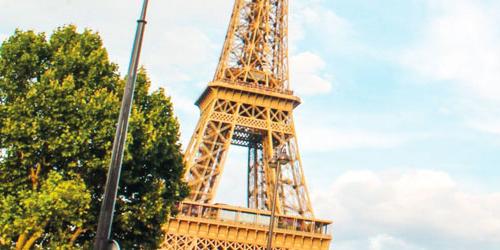 Visa công tác tại Pháp