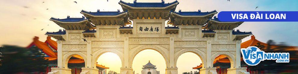 Thông tin chung Visa Đài Loan