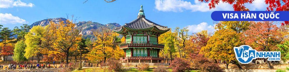 Thông tin chung Visa đi Hàn Quốc