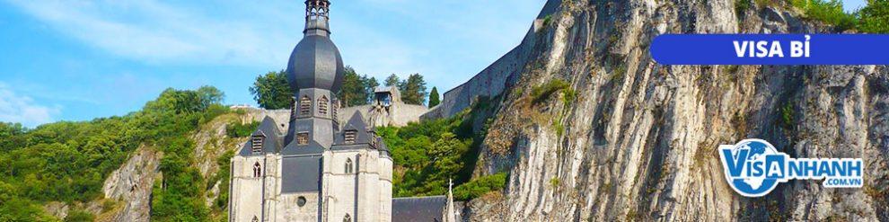 Thủ tục & Hồ sơ làm Visa đi Bỉ