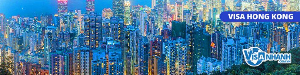 Thủ tục & Hồ sơ làm Visa Hongkong
