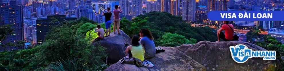 Thủ tục xin Visa du lịch Đài Loan