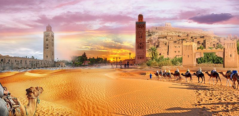 Visa đi Maroc