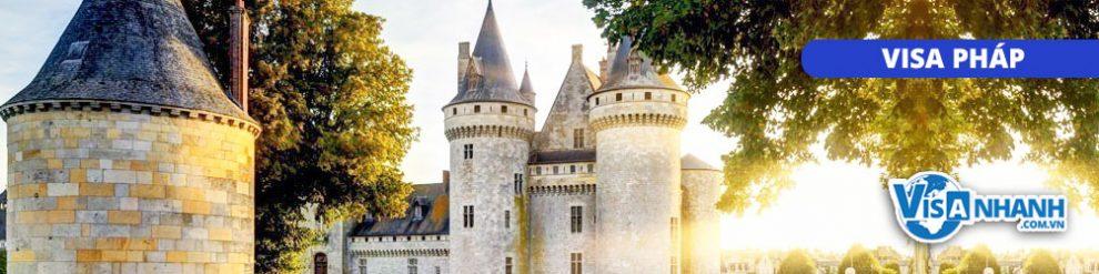 Làm visa đi Pháp mất bao nhiêu tiền?