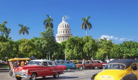 Thủ tục Visa công tác Cuba