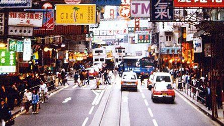 Chi phí làm Visa đi Hongkong
