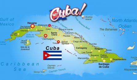 Chi phí làm Visa đi Cuba