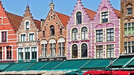 Dịch vụ làm visa Bỉ trọn gói