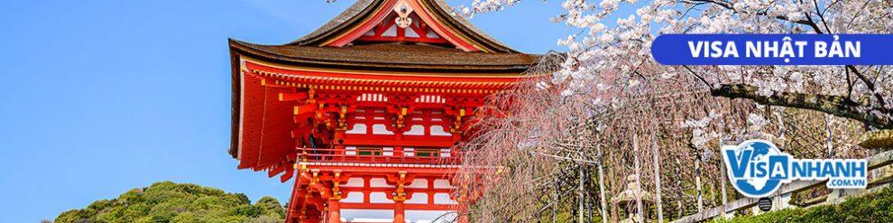 Dịch vụ làm visa đi Nhật trọn gói