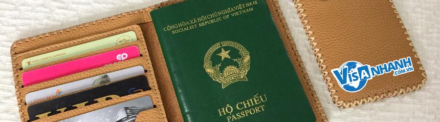 hộ chiếu nhanh