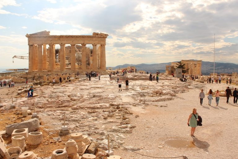 Hy Lạp đất nước của thần thoại & những điều kỳ diệu