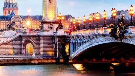 Thủ tục Visa du lịch Pháp