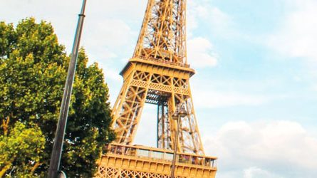 Thủ tục Visa công tác Pháp