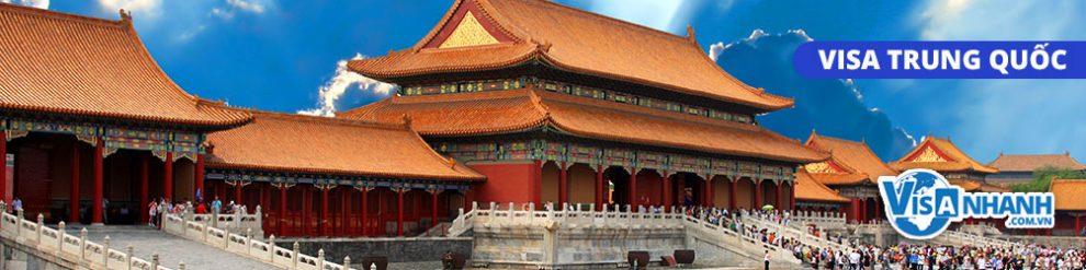Thông tin Visa Trung Quốc
