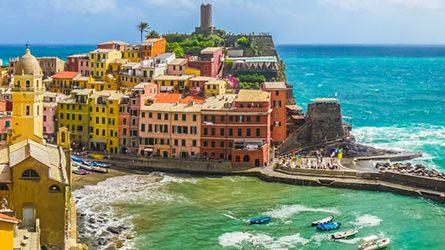 Thủ tục hồ sơ làm Visa đi Ý
