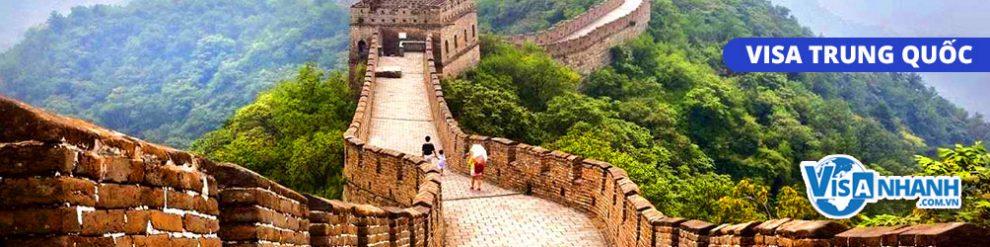 Thủ tục & Hồ sơ làm Visa Trung Quốc