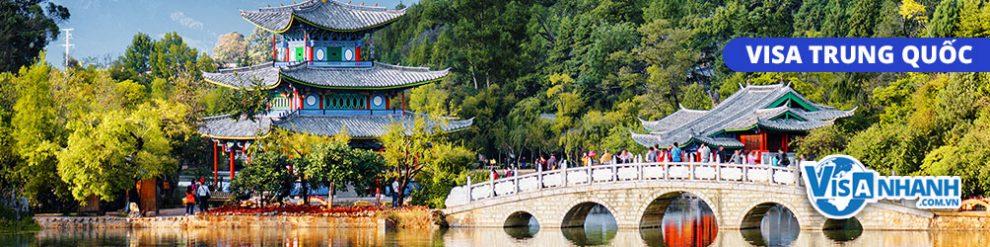 Visa công tác Trung Quốc