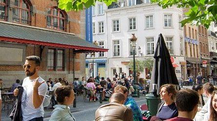 Thủ tục Visa công tác Bỉ