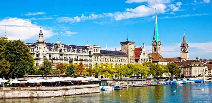 Visa đi Thụy Sĩ