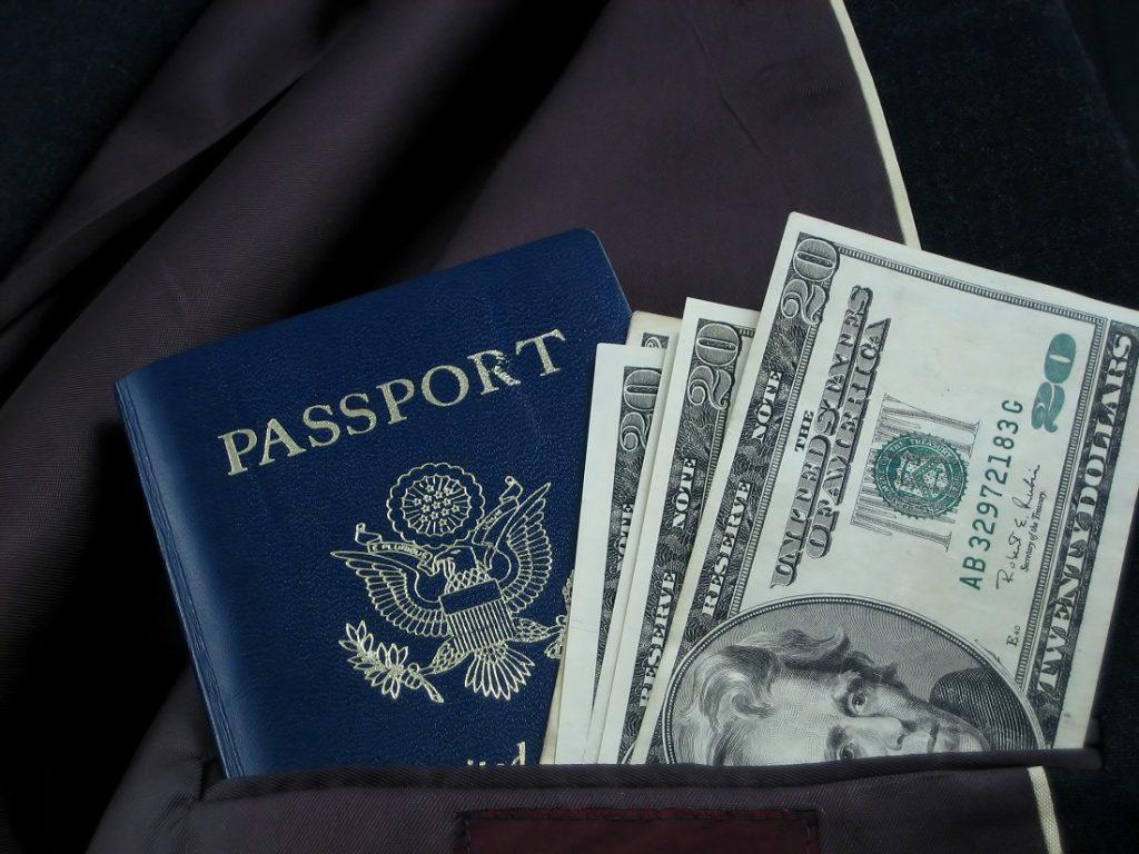 bị mất passport (hộ chiếu) ở nước ngoài