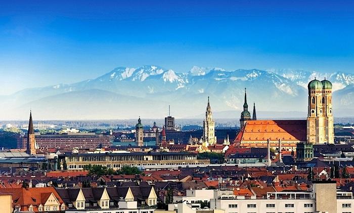 lưu ý khi đi du lịch Đức