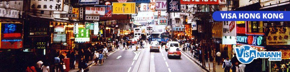 Làm visa đi Hong Kong hết bao nhiêu tiền