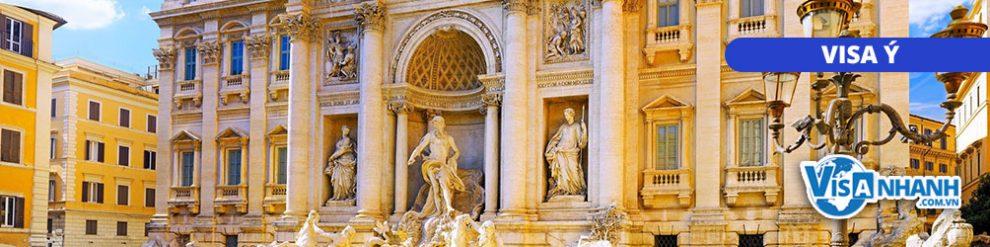 Làm visa đi Ý (Italy) hết bao nhiêu tiền