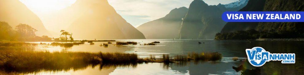 Làm visađi New Zealand hết bao nhiêu tiền