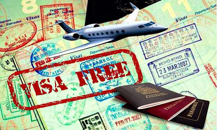 miễn visa thị thực vào Việt Nam