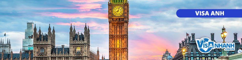 Làm visa đi Anh mất bao lâu