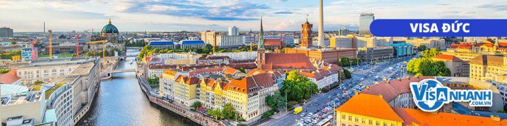 Làm visa đi Đức mất bao lâu