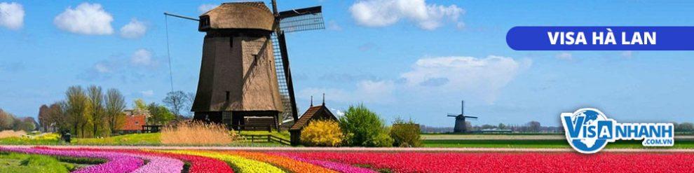 Làmvisađi Hà Lan mất bao lâu
