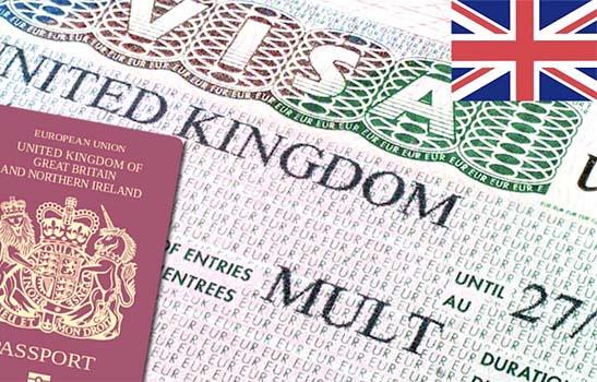 Làm visa Anh hết bao nhiêu tiền