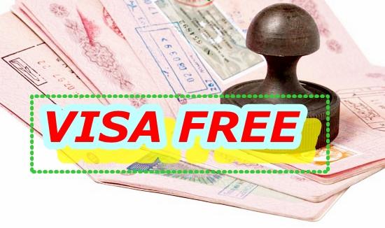 Kết quả hình ảnh cho các nước được miễn visa vào việt nam