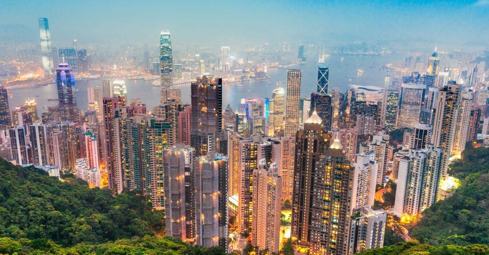 Mẫu tờ khai xin visa Hong Kong