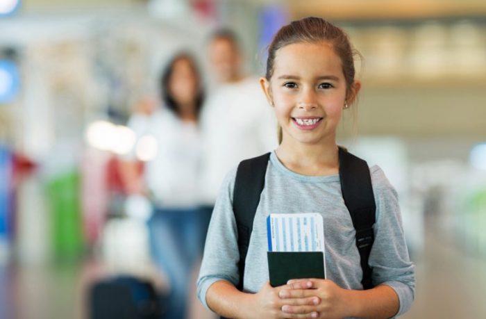 Kinh nghiệm xin visa du lịch Canada cho trẻ em mới nhất