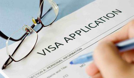 Hướng dẫn cách điền tờ khai xin visa Anh