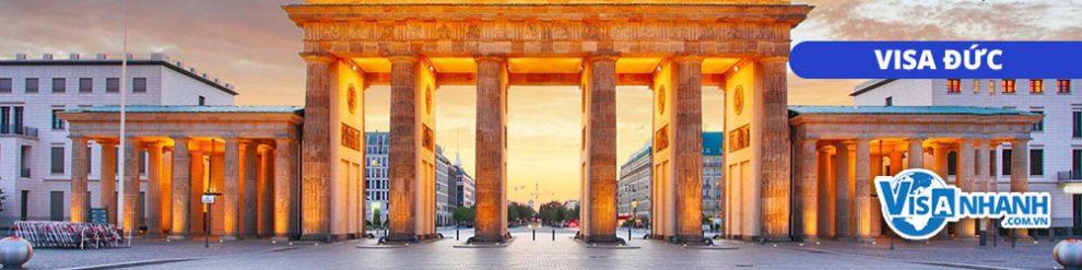 Làm visa Đức gấp