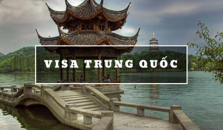 Hướng dẫn cách điền tờ khai xin visa Trung Quốc