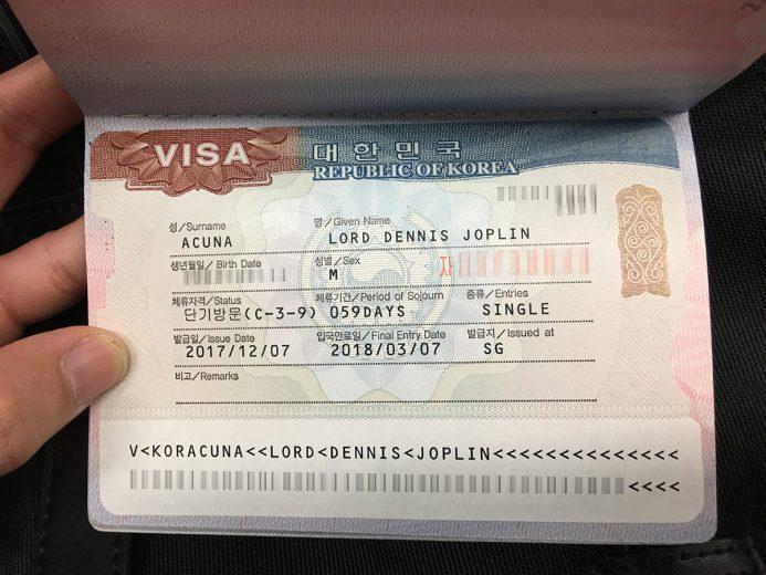 Hàn Quốc có miễn visa cho người Việt Nam hay không?