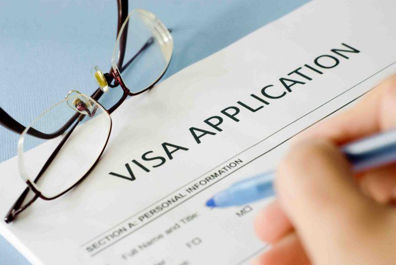 Hướng dẫn cách điền tờ khai xin visa Hongkong