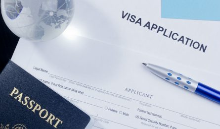 Cách điền tờ khai xin visa Schengen