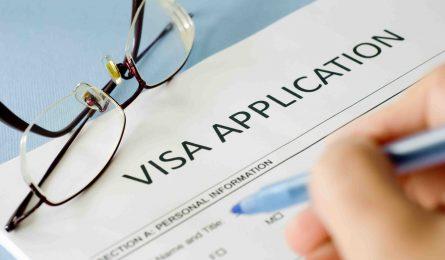 Hướng dẫn cách điền tờ khai xin visa Nga