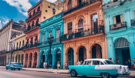 Quy trình nộp hồ sơ visa Cuba