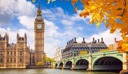 Quy trình nộp hồ sơ xin visa Anh