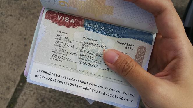 Một số lưu ý về chứng minh tài chính khi xin visa Hàn Quốc