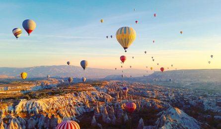 Quy trình nộp hồ sơ visa Thổ Nhĩ Kỳ