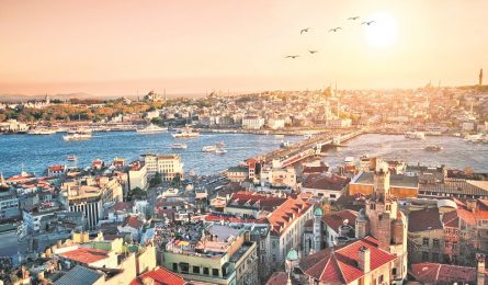 Thủ tục Visa công tác Thổ Nhĩ Kỳ