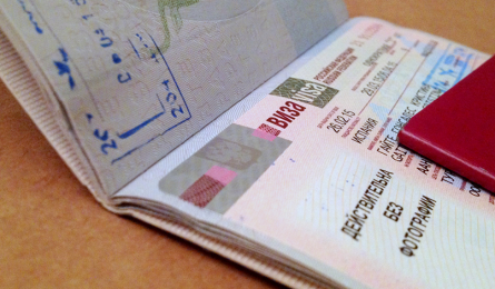 Chi phí làm Visa Nga
