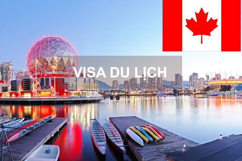 Đối tượng được miễn chứng minh tài chính khi xin visa du lịch Canada